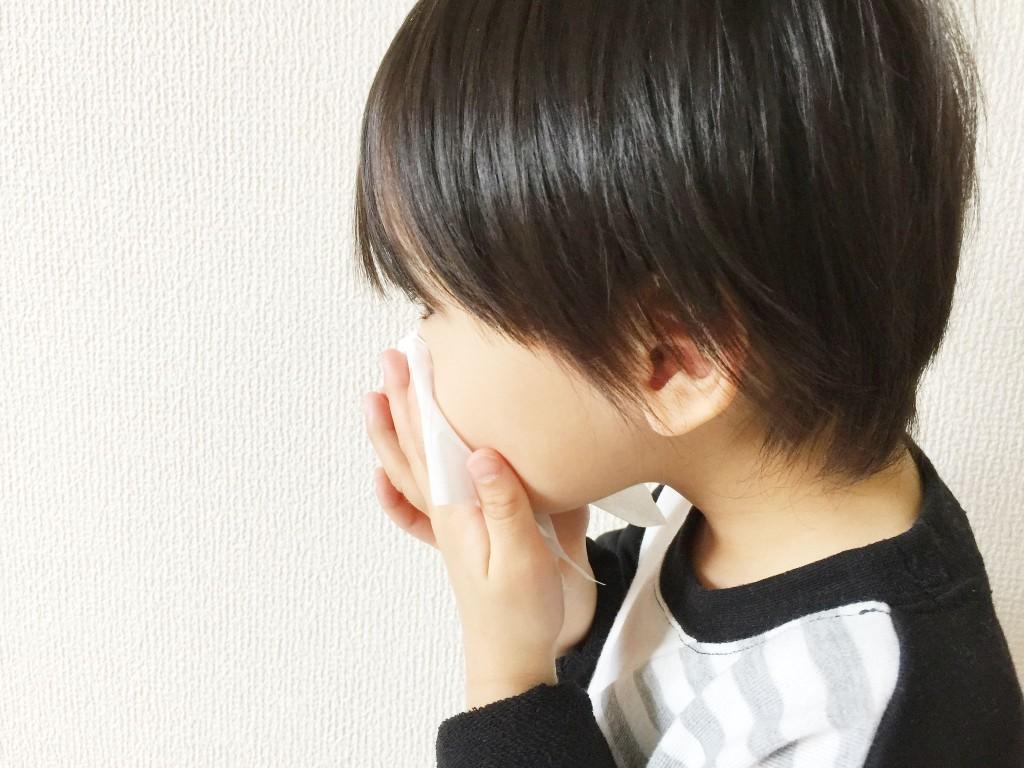 こどもの風邪「小児科」耳鼻科」