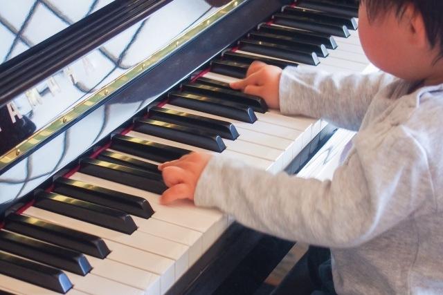 4歳児習い事にはピアノ
