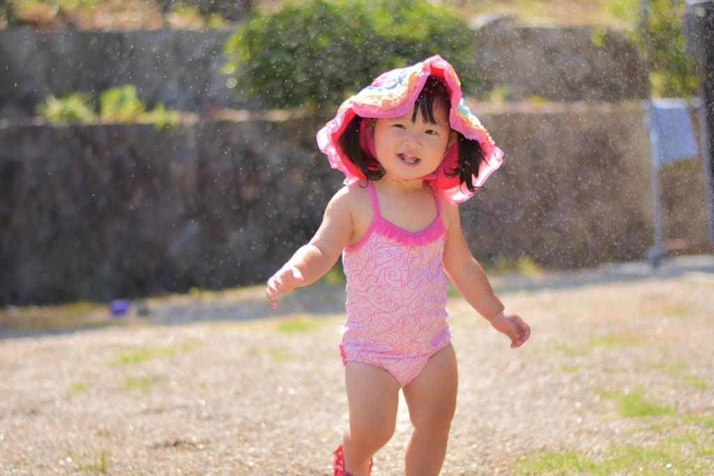 子供の水着選びは西松屋