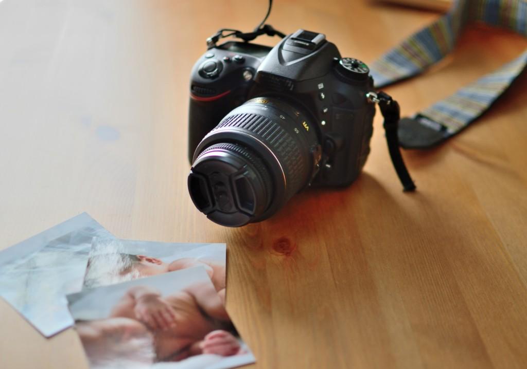 子供の写真とカメラ